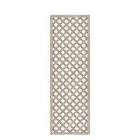 TraumGarten Longlife Riva 60x180 cm Gitterelement