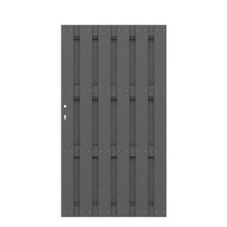 TraumGarten Jumbo WPC Tor (98x179 cm)