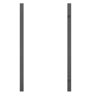 TraumGarten Metall-Torpfosten 2er Set