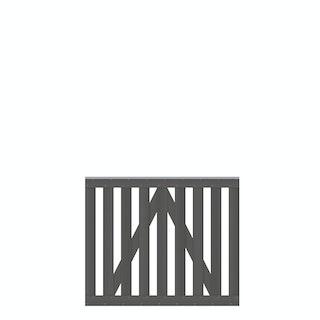 TraumGarten Einzeltor Raja 102x85 cm