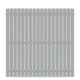 TraumGarten Alu-Zaun Squadra 180x180 cm