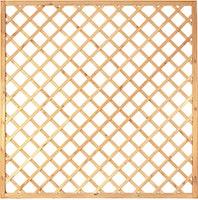 T&J DIAGONAL Rankzaun 10 x 10 / 180 x 180 cm