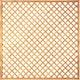 T&J DIAGONAL Rankzaun 6 x 6 / 180 x 180 cm
