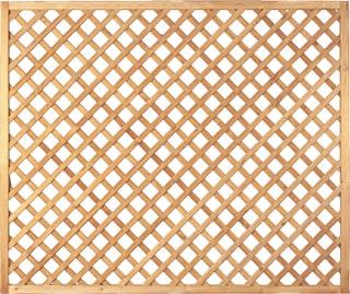 T&J DIAGONAL Rankzaun 6 x 6 cm 180 x 150 cm