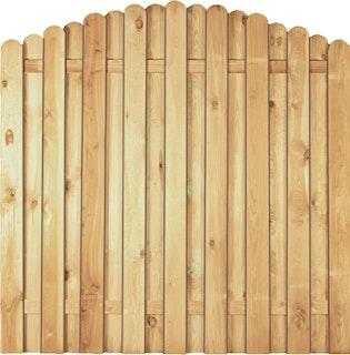 T&J LIEKE Sichtschutzserie 180 x 180/160 cm