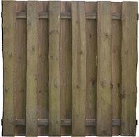 T&J SEELAND-Serie Sichtschutz 180x180 cm