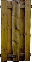 T&J SEELAND-Serie Sichtschutz 90x180 cm