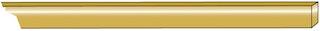 T&J Sattelbalken für Pergola 9 x 4,5 x 225 cm