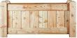 T&J GÖTEBORG Blumenkübel Lärche B 100 x T 50 x H 50 cm