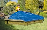 T&J Folien-Abdeckung für Sandkasten BENNY