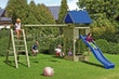 T&J LUKAS Spielanlage mit Kletterschaukelanbau