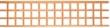 T&J RIAD Design Rankgitter 1800 x 425 x 21 mm