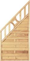 T&J OLYMP Sichtschutz Serie Ecke 90 x 180/90 cm