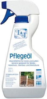 T&J Pflegeöl natur 500 ml in der Pumpflasche