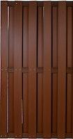 T&J SHANGHAI WPC Sichtschutzzaun 90 x 180