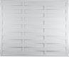 T&J LIGHTLINE Kunststoff Lamellenzaun 180x150