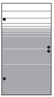 T&J VETRO SATINATO Glas-Sichtschutz Tür
