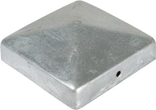 T&J Pfostenabdeckung Metall Pyramidenform