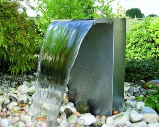 Ubbink Wasserfall Venezia Komplettset