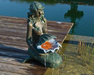 Ubbink Wasserspiel Gartenbrunnen OSLO