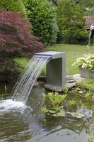 Ubbink Straight LED Design Wasserfall
