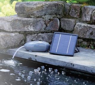 Ubbink Air Solar 100 Outdoor Belüfterpumpe