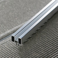 Terrassen Zubehör UPM ProFi Aluminiumschiene-Alu Rail