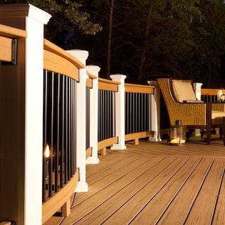 Terrassendiele UPM ProFi Classic Deck Lifecycle -Tigerwood