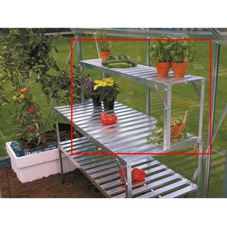 Vitavia Aluminium-Tischaufsatz passend für Aluminium Tische