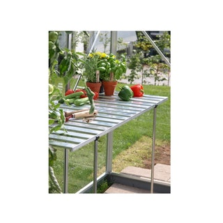 Vitavia abklappbarer Tisch aus Aluminium inkl. Befestigungsmaterial