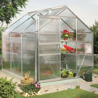 Vitavia Gewächshaus Calypso 4400 inkl. 1 Dachfenster - 4,4 m²
