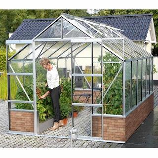 Vitavia Gewächshaus Cassandra 11500 inkl. 4 Dachfenstern - 11,5 m²