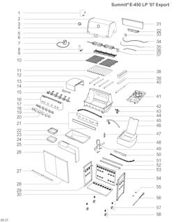 Weber Summit E-450 LP Blk (2010) (DE/AT)