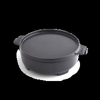 Weber 2in1 Dutch Oven & Pfanne - Gourmet BBQ System (8857)