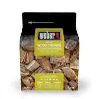 Weber Holzstücke Wood Chunks Apfelholz (1,5kg) (17616)