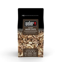 Weber Räucherchips Hickory Holz (700g) (17624)