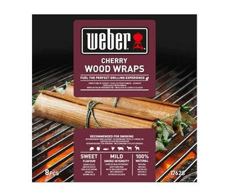 Weber Wood Wraps Kirschholz (8 Stück) (17628)
