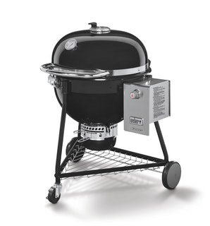 Weber Summit Charcoal Grill (inkl. 24 kg Gratis Weber Briketts)