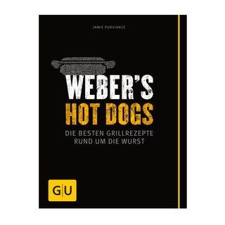 Weber's Hot Dogs Grillbuch