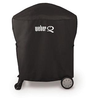Weber Premium Abdeckhaube für Q 1000 / Q 2000 Rollwagen oder Stand (7120)