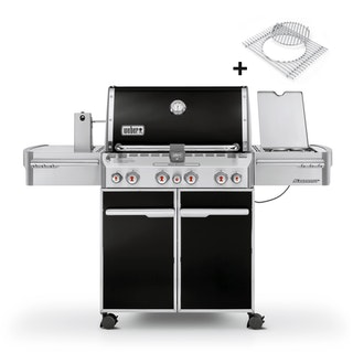 Weber Summit E-470 GBS, Schwarz/Black