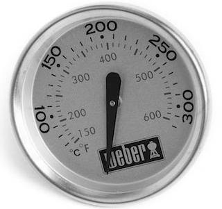 Weber Thermometer Holzkohle/Spirit 2014 (74239)
