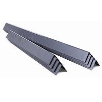 Weber Emaillierte Flavorizer Bars (für Spirit 300 bis 2012 & Genesis B+C) (7536)