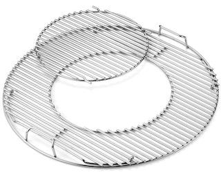 Weber Gourmet BBQ System (GBS) - Grillrost für Holzkohlegrill (Ø 57 cm) (8835)