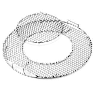 Weber Gourmet BBQ System (GBS) - Grillrost E für Holzkohlegrill (Ø 57 cm) (8843)
