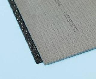 WEDI Nonstep Plus 1200x600x12 mm, Trittschalldämmplatte