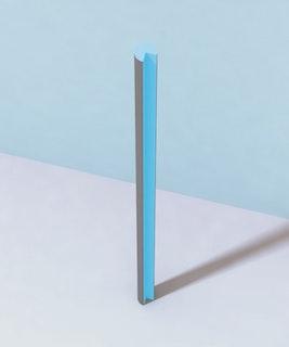 WEDI Moltoromo Abschlussprofil seitlich, 2600 x 100 x 100 mm