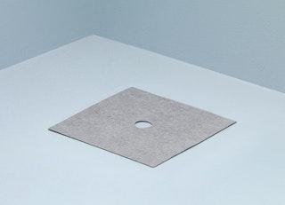 WEDI Tools Dichtmanschetten vlieskaschiert, 120 x 120 mm