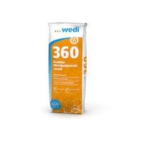 WEDI 360 Mittelbettmörtel, 25 kg