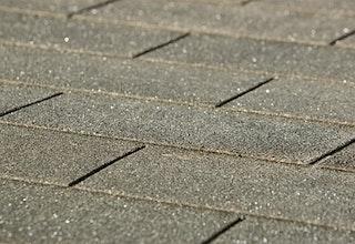 Weka Set Dachschindeln rechteckig anthrazit für Saunahaus KURIKKA (9 Pakete)